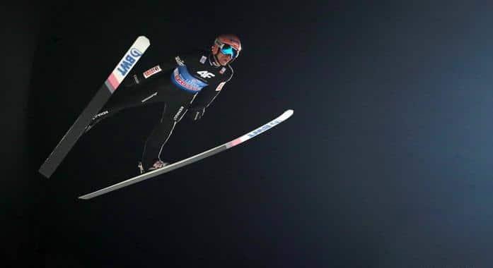 Skoki narciarskie zakłady - Obstawiaj Turniej Czterech Skoczni i inne